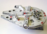 star wars falcon milenium 1