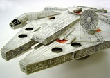 star wars falcon milenium 2