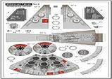 star wars falcon milenium 4