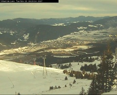 webcam villard de lans 20-11