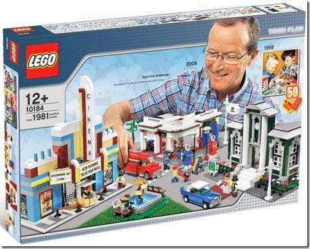 Google Fête Les 50 Ans De Lego