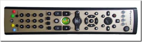 telecommande gyration