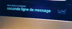 message squeezebox