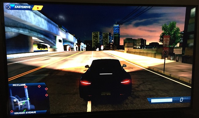 Test du jeux Need for Speed sur PlayStation TV