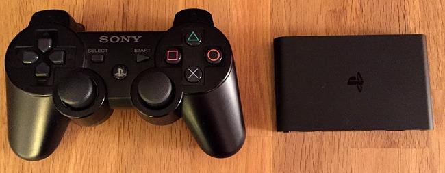 Une taille vraiment mini pour la console PlayStation TV