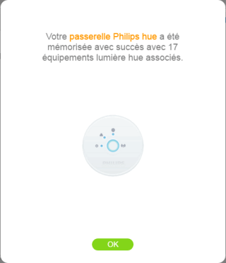 Récupération de tous les appareils Philips Hue