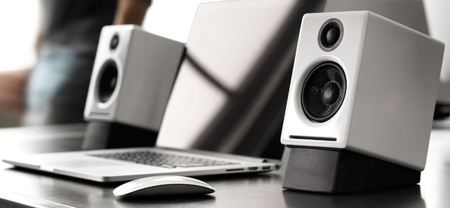 Test Audioengine A2+ Enceinte active avec dac audio USB