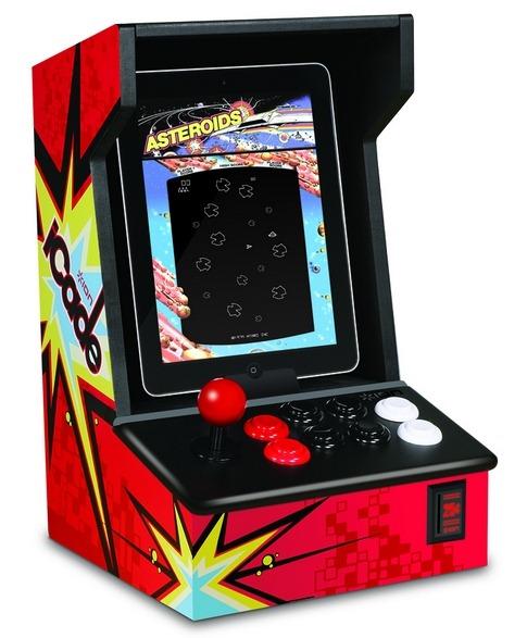 borne arcade ipad mini