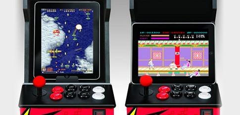 Créer une borne d'arcade avec un iPad, Mame et iCade