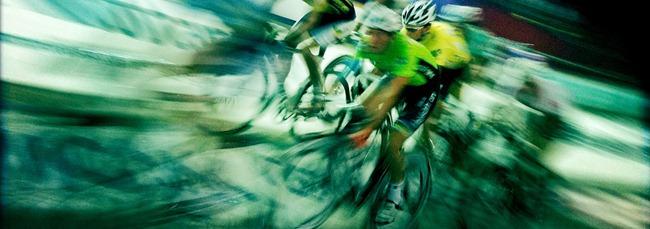 Les 6 jours de Grenoble - Photos de sport avec un iPhone 4