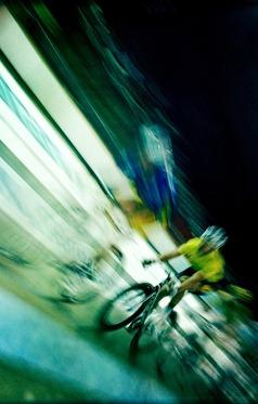 Les 6 jours cycliste de Grenoble
