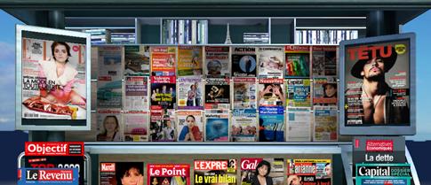 Avis sur le Kiosque pour iPad, iPhone et PC