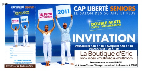 invitation gratuite salon senior cap liberte lyon