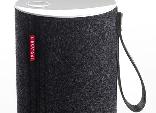 libratone zipp l enceinte autonome sans fil wi fi et. Black Bedroom Furniture Sets. Home Design Ideas