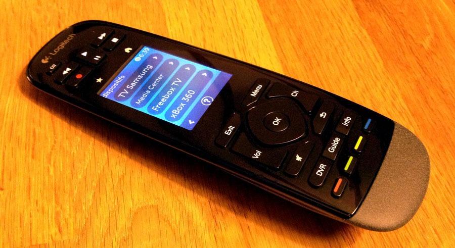 Un design soigné et un grand écran tactile capacitif
