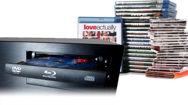 Ripper tous ses films DVD et Blu-ray sur un serveur audio-vidéo multiroom