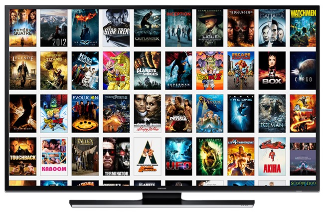Choix des films