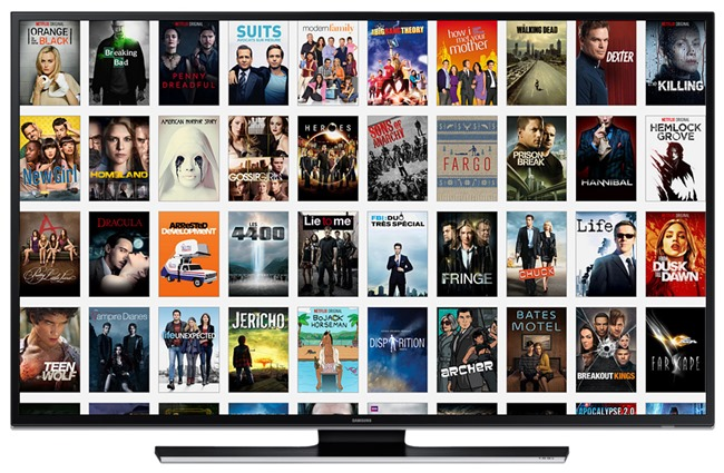 Choix des séries TV américaines