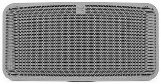 Bluesound PULSE MINI, une enceinte de taille moyenne avec réception sans fil Bluetooh et diffusion sans fil WIFI