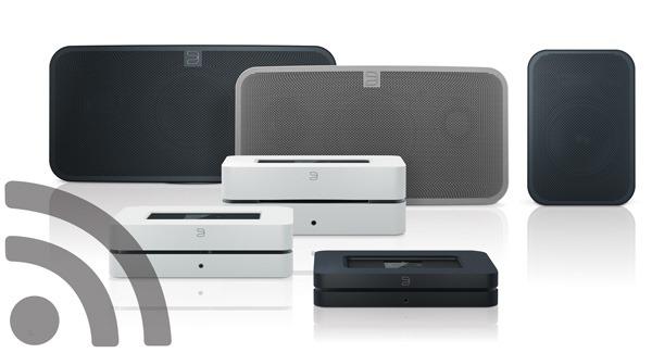Nouvelle gamme de lecteur réseau HiFi HD et d'enceintes sans fil WiFi - Bluetooth Bluesound