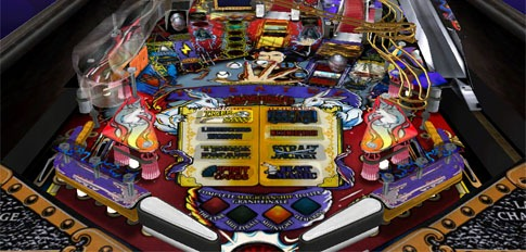 pinball arcade le meilleur jeux de flipper sur ipad. Black Bedroom Furniture Sets. Home Design Ideas