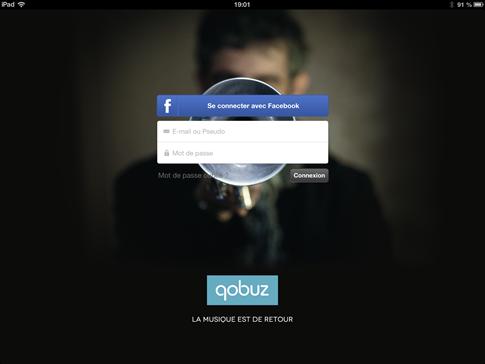 Testez gratuitement l'abonnement Qobuz musique illimitée HiFi