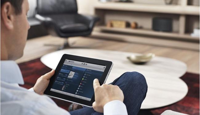 Télécommande WiFi de sa musique depuis une tablette
