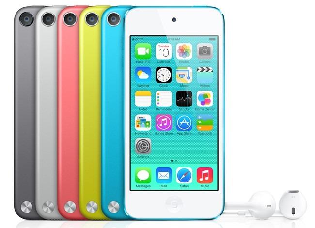 iPod Touch comme télécommande pour la musique