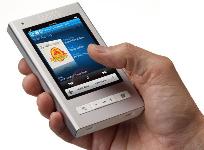 l'ancienne télécommande tactile et WiFi Sonos