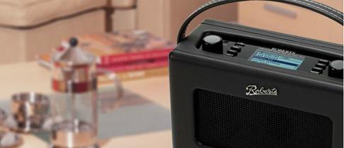 Un poste de radio universel pour capter les radios en FM, DAB, Wifi