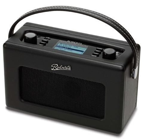 roberts istream une radio au design r tro et compl te fm. Black Bedroom Furniture Sets. Home Design Ideas