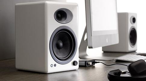 Enceintes amplifiées Audioengine A5+