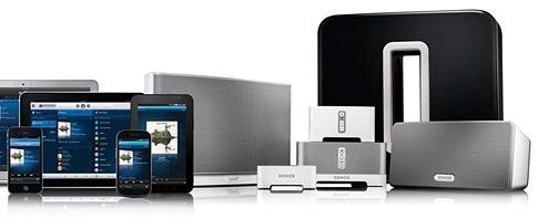 Sonos - musique sans fil et multiroom audio