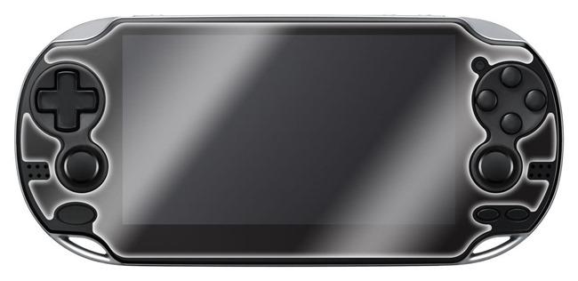 Poser une protection d'écran tactile pour PS Vita