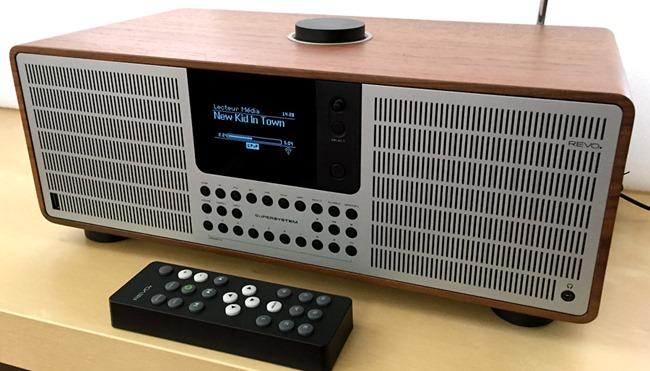 Test du Revo SuperSystem, une mini-chaine HiFi connectée : WiFi, UPnP, Bluetooth et multiroom audio