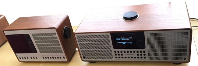 Comparaison du poste de radio Revo SuperConnect et du systeme HiFi 2.1 SuperSystem