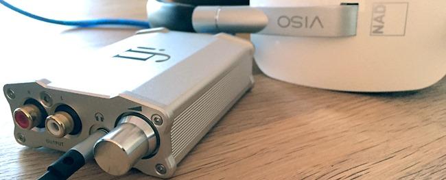 Test du DAC nomade sur batterie, l'iFi Audio iDSD Nano pour iPhone et smartphone sous Android