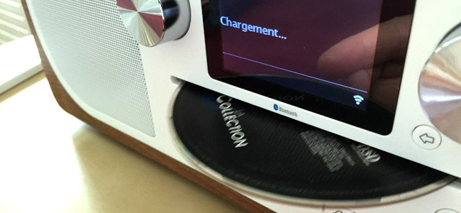Test du système audio stéréo Pure Evoke C-F6 avec radio Internet, Bluetooth, UPnP et lecteur de CD