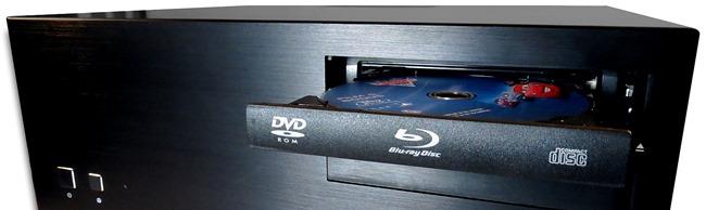 Extration du contenu d'un DVD et Blu-ray