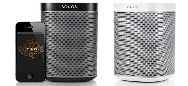 Test de l'enceinte compacte et amplifiée Sonos Play:1