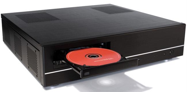 Serveur musical pour la copie et le stockage de CD - Diffusion sur le réseau en UPnP / DLNA