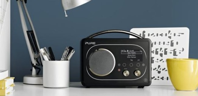 Poste radio web Pure Evoke F4 Bluetooth