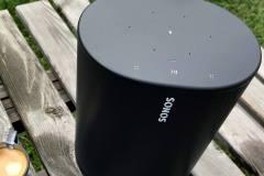 Sonos Move en extérieur