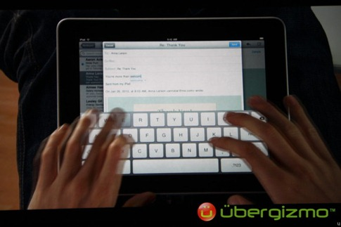 tablette-tactile-email-clavier