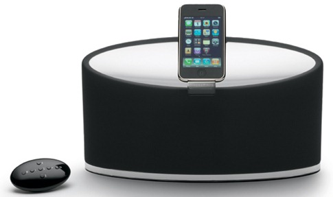 dock ipod radio 3G internet