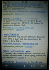 ecran_iphone3gs_google