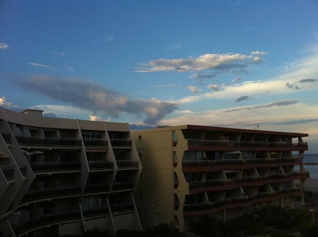 Exposition correcte des hautes lumières : le ciel