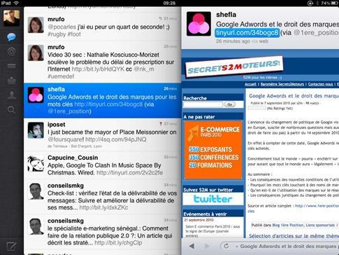 ecran-tactile-domotique-ipad-timeline