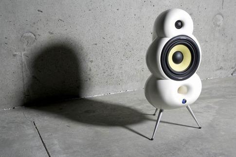 Enceintes Scandyna Smallpod, Minipod ou Bigpod sur pieds