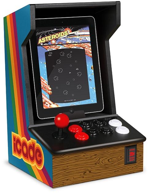 Borne d'arcade iCade iPad